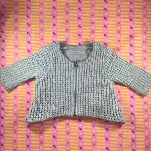 PIPPA & JULIE Baby Sweater - 3M - PRE OWNED